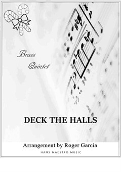 Deck The Halls (Brass Quintet)