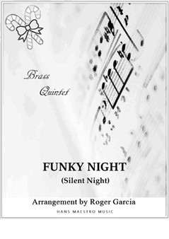 Funky Night (Brass Quintet)