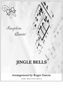Jingle Bells (Saxophone Quintet)